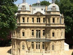 Chateau de Monte-Cristo, demeure et parc d'alexandre dumas au port-marly