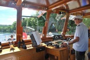Les balades fluviales, promenades en bateau sur la seine