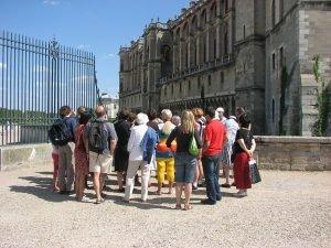 visites guidées pour groupes à saint germain en laye
