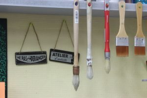découverte des ateliers d'artistes à saint germain boucles de Seine