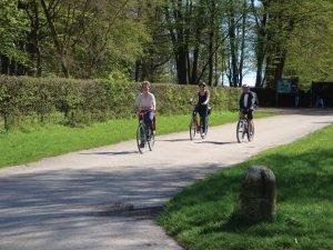 promenades en vélo à marly-le-roi