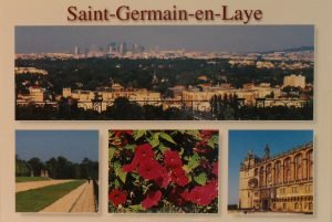 Carte postale Saint-Germain