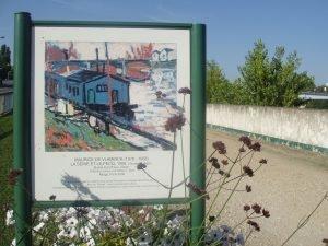 Le chemin des Impressionnistes au Pecq