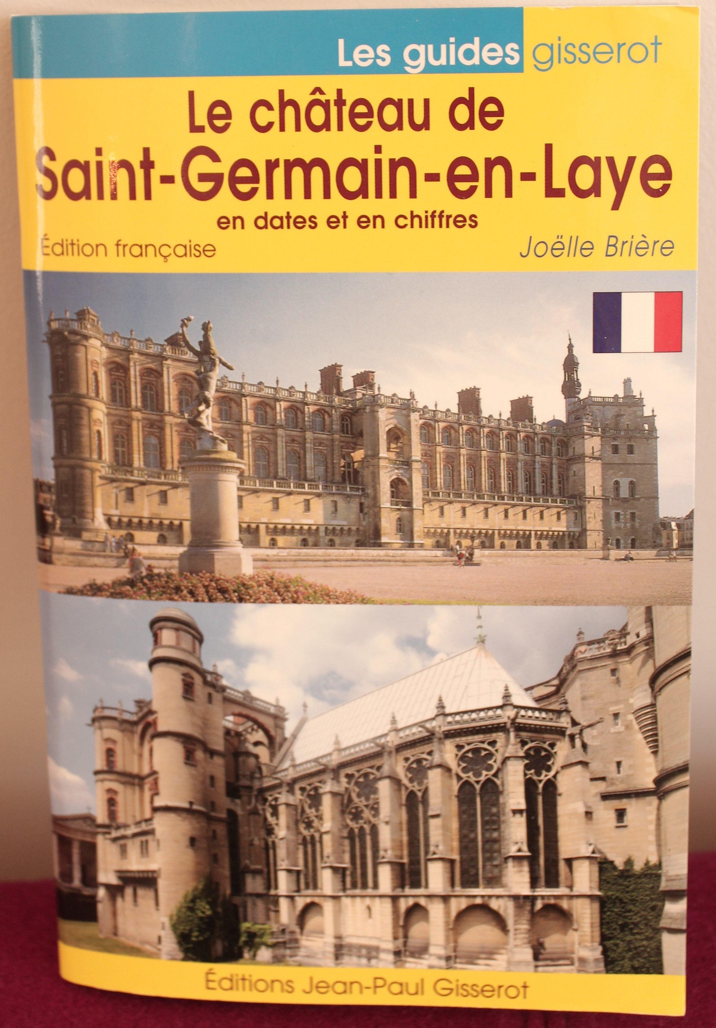 Saint germain en laye en chiffres et en dates saint germain boucles de seine - Office tourisme saint germain en laye ...