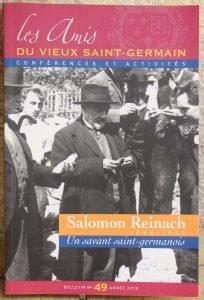 Les amis du Vieux Saint-Germain - Salomon Reinach