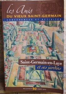 Les amis du Vieux Saint Germain et ses jardins