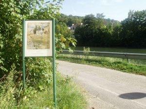 Le chemin des Impressionnistes à Bougival