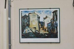 Le chemin des Impressionnistes à Carrières-sur-Seine