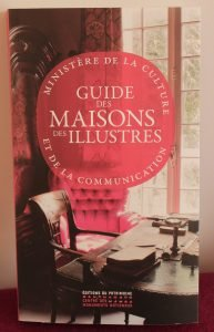Guide Maison des Illustres