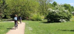 Randonnée vélo entre Seine et forêt Saint-Germain