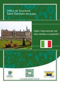 Brochure en italien