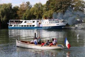 Sur la Seine Impressionniste à Chatou
