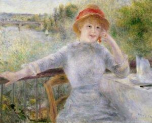 Centenaire Renoir, oeuvre