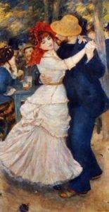 Danse à Bougival seine saintgermain