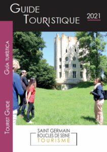 Guide touristique Saint Germain Boucles de Seine - 3 langues