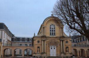 Maison d'éducation légion d'honneur forêt de saint-germain