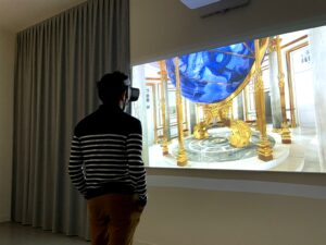 Musée du Domaine royal de Marly réalité virtuelle
