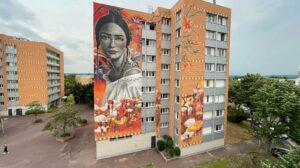 Street-art Chatou