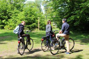 Randonnée vélo forêt Saint-Germain