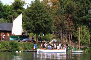 Association de restauration de bateaux anciens Sequana
